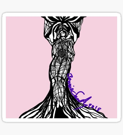 Woman Within5 Sticker