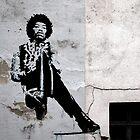 JIMI - urban ART  by ARTito