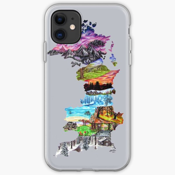 Prythian iPhone Soft Case
