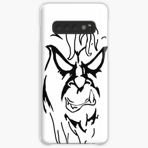 Beware The Bigfoot Samsung Galaxy Snap Case