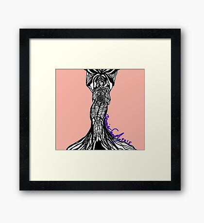 Woman Within6 Framed Print