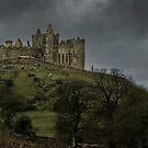 Rock Of Cashel by Derek Smyth
