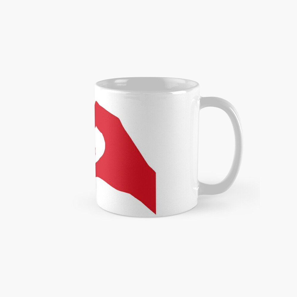 We Heart Canada Patriot Flag Series 1.0 Mug