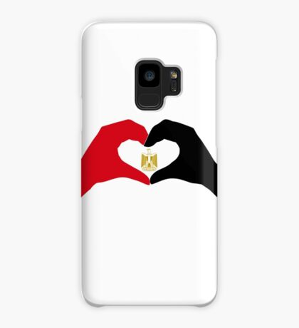 We Heart Egypt Patriot Flag Series  Case/Skin for Samsung Galaxy