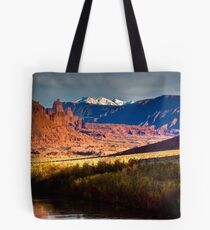 Moab Scenic Route Tote Bag
