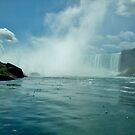 Niagara Falls 12.0 - New York by clarebearhh