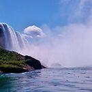 Niagara Falls 13.0 - New York by clarebearhh