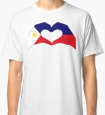 We Heart Philippines Patriot Series Classic T-Shirt