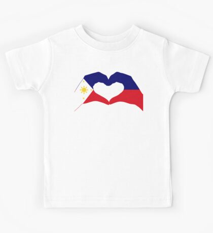 We Heart Philippines Patriot Series Kids Clothes