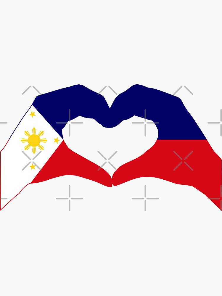 We Heart Philippines Patriot Series by carbonfibreme