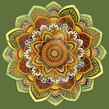 Flower Mandala by ShantyShawn