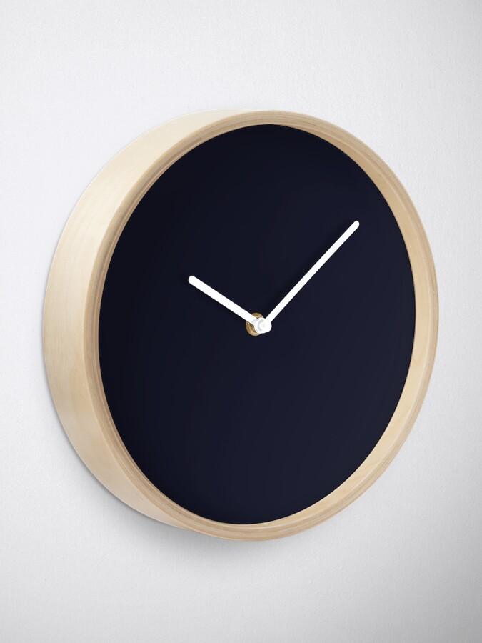 Alternative Ansicht von Holunder Uhr