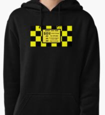 Mom Starring As The Taxi Driver Pullover Hoodie