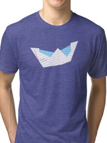 Save Water Tri-blend T-Shirt