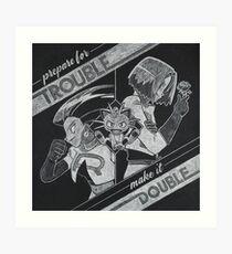Team Rocket, Pokemon Art Print