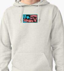HI+Lo- 5Line Color  Pullover Hoodie