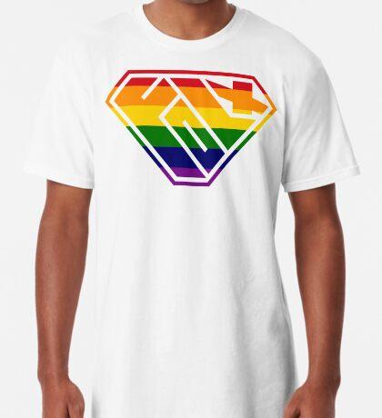 Folx SuperEmpowered (Rainbow) Long T-Shirt