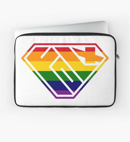Folx SuperEmpowered (Rainbow) Laptop Sleeve