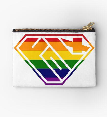 Folx SuperEmpowered (Rainbow) Studio Pouch