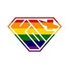 Folx SuperEmpowered (Rainbow) by Carbon-Fibre Media