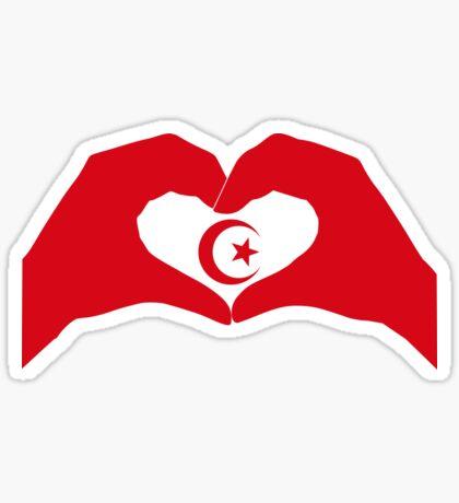 We Heart Islam Patriot Series Sticker
