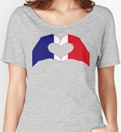 We Heart France Patriot Series Relaxed Fit T-Shirt