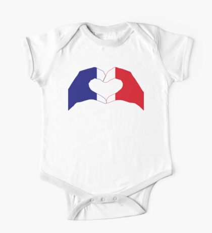 We Heart France Patriot Series Kids Clothes