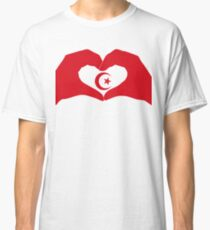 We Heart Islam Patriot Series Classic T-Shirt