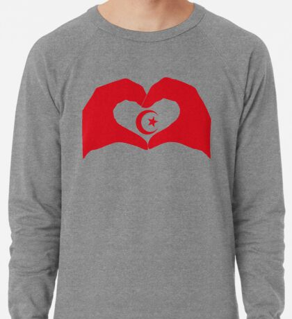 We Heart Islam Patriot Series Lightweight Sweatshirt