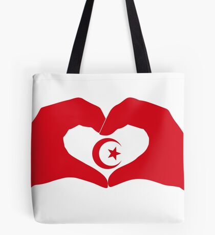 We Heart Islam Patriot Series Tote Bag