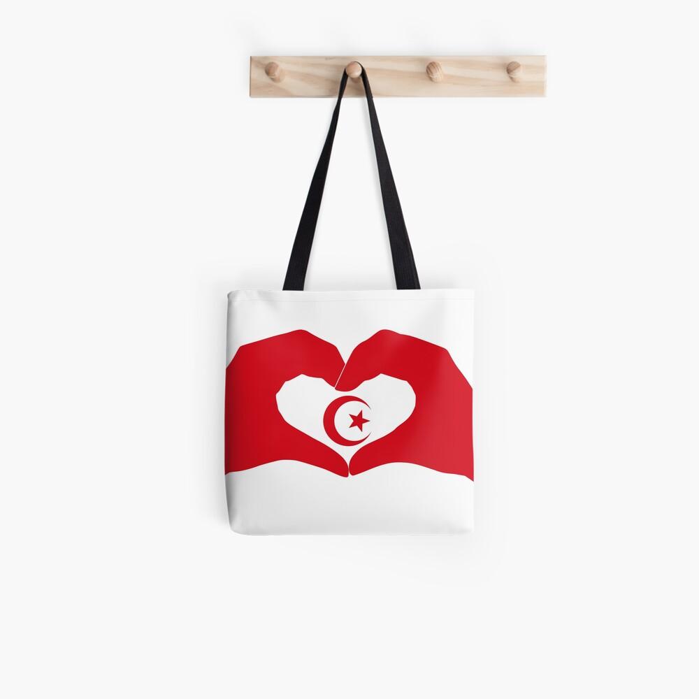 We Heart Islam Patriot Series Tote Bag