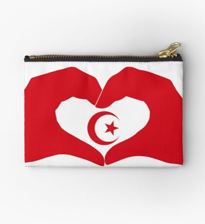 We Heart Islam Patriot Series Zipper Pouch