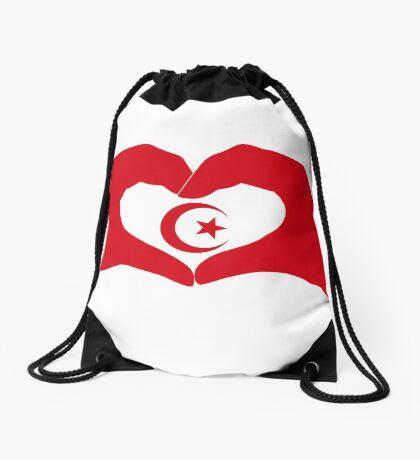 We Heart Islam Patriot Series Drawstring Bag