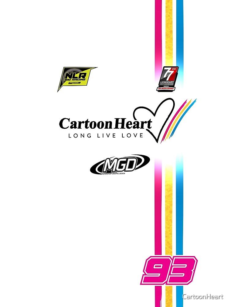"NLR ""Sim Shirt"" Dupre 93  by CartoonHeart"