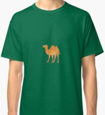 Camel in Warm Colours (Reuploaded) Classic T-Shirt