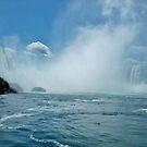 Niagara Falls 14.0 - New York by clarebearhh