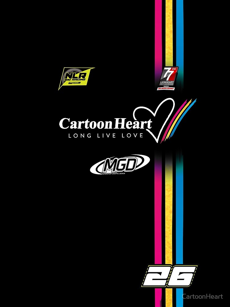 "NLR ""Sim Shirt"" Cartoon Heart #26 by CartoonHeart"