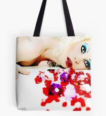 I Puke Glamour II Tote Bag