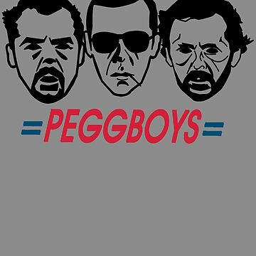 PeggBoys by chesypoof