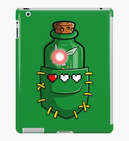 A Hero's Backup Plan iPad Case/Skin