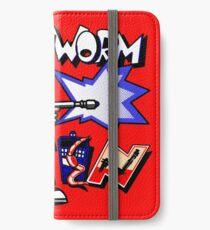 Earthworm Ten iPhone Wallet/Case/Skin