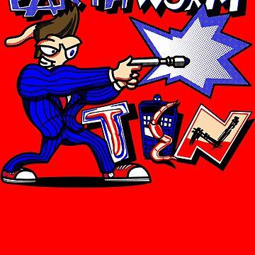 Earthworm Ten by chesypoof