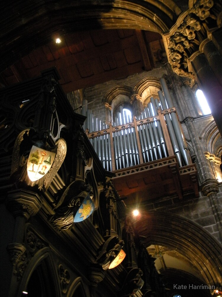 The soul of Glasgow Cathedral by Kate Harriman