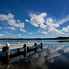 Bolton Point Jetty by Mark Snelson