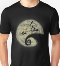 The Nightmare Before Grinchmas T-Shirt