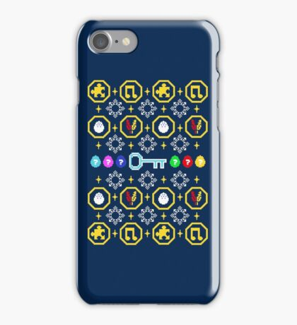 A Collect-A-Thon Christmas iPhone Case/Skin