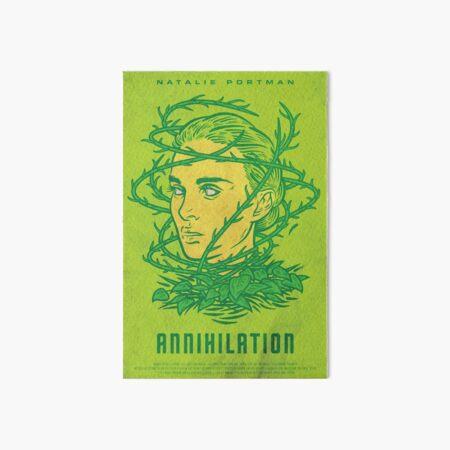 Annihilation Film Poster Art Board Print