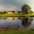 Leeds Castle  by larry flewers