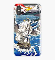 Asian Voyage iPhone Case