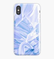 Into the white forest iPhone Case